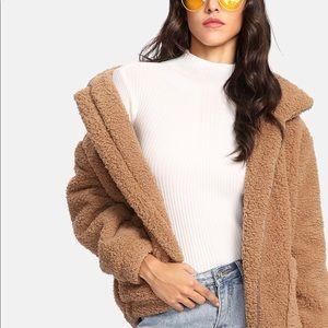 Jackets & Blazers - **Teddy Bear Jacket